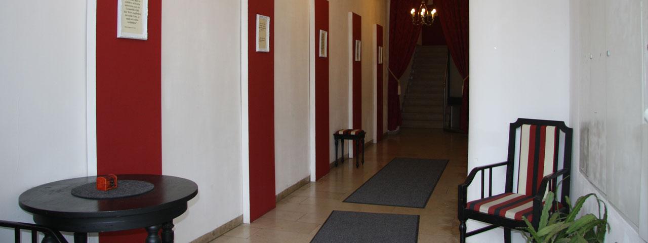 Le Bal Eingang